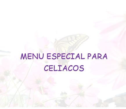 MENU ESPECIAL CELIACOS 2018-2019
