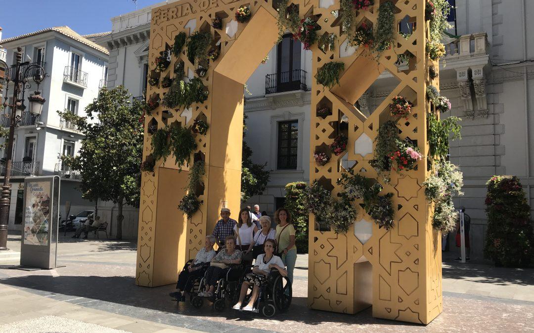 HELADO EN LOS ITALIANOS Y PASEO POR EL CORPUS CHICO